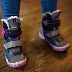 Detská obuv MEMO® zimná